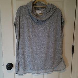 Loft short sleeve sweatshirt
